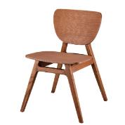FIT 斐特餐椅╱自然色