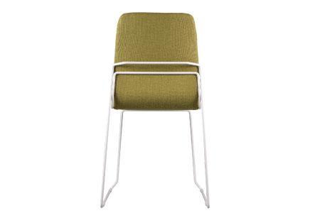 Match 合契餐椅╱土耳其藍座墊x黑色鐵腳/土耳其藍座墊x黑色鐵腳