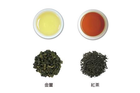 璽龍_御璽經典禮盒B(金萱茶+紅茶)