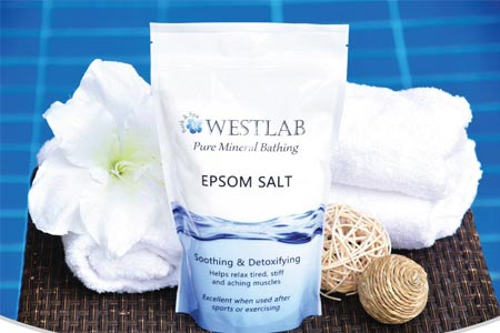 鎂鹽(Epsom Salt)