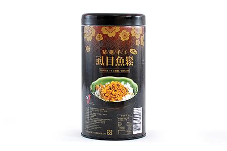 【府城館】虱目魚魚鬆(250g/罐)