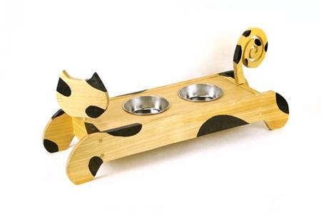 貓喵食物盤