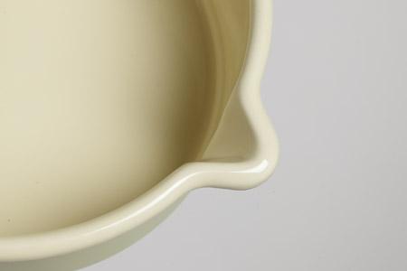 奧地利RIESS 琺瑯醬汁鍋 淺黃