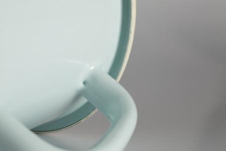 奧地利RIESS 琺瑯杯 土耳其藍
