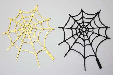 【Desk+1】蜘蛛網書籤*2盒