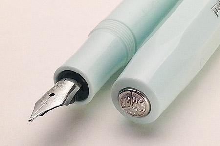 德國KAWECO 經典造型鋼筆 薄荷綠