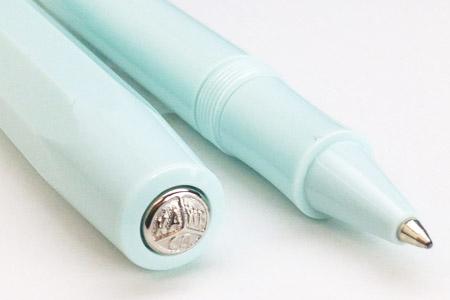德國KAWECO 經典造型鋼珠筆 薄荷綠