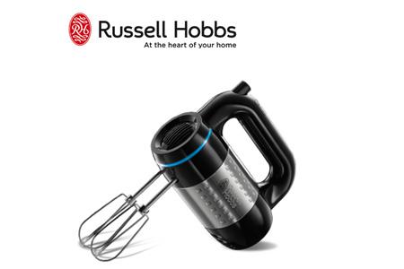 Russell Hobbs 英國羅素 炫彩手持式攪拌機