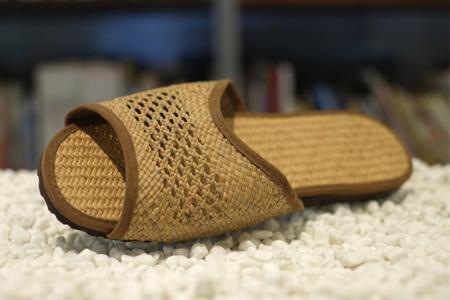 手工藺編拖鞋(女)24公分/(女)24公分