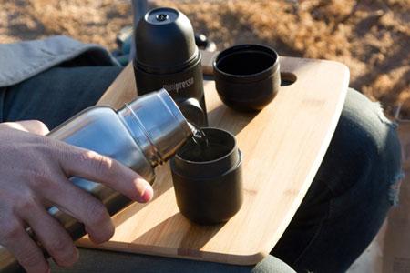 WACACO minipresso 迷你濃縮咖啡機