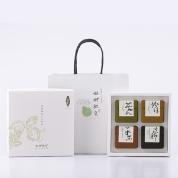 【艋舺肥皂】大四喜禮盒(苦瓜皂+珍珠皂+洗腳皂+平安皂)