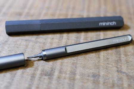 mininch 迷你工具筆 Tool Pen mini (共3色可任選)/雪白銀