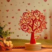 Deer Light 玫瑰樹