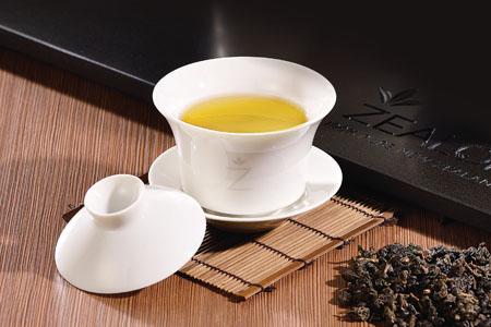 璽龍_御璽茗賞禮盒(烏龍茶+瓷蓋杯)/清香