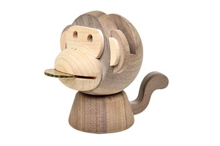 猴咬錢.好有錢