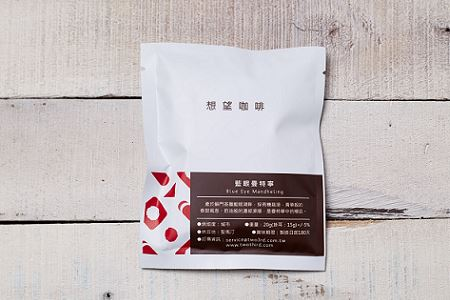 慾望核果 - 藍眼曼特寧- 咖啡掛耳包/掛耳包1盒