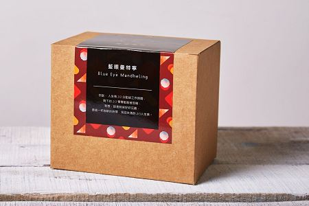 慾望核果 - 藍眼曼特寧- 咖啡粉隨身包/咖啡粉1盒