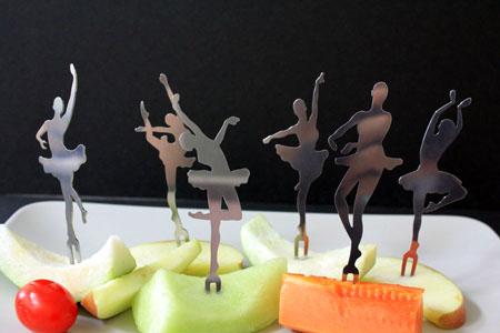 芭蕾名伶水果叉精裝版