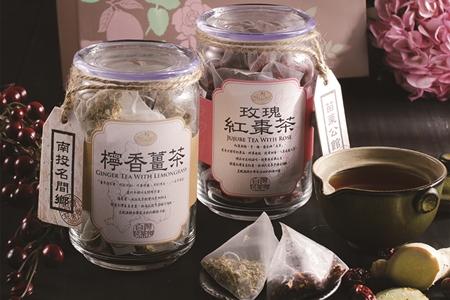 曼寧台灣滋養花茶禮盒