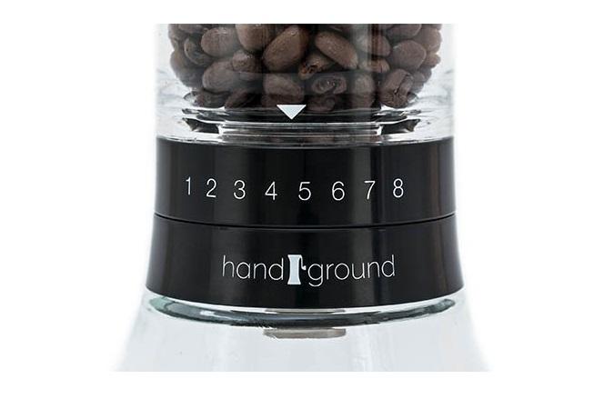 Handground 精準手搖磨豆機 【預購】6/5開始出貨/極致黑