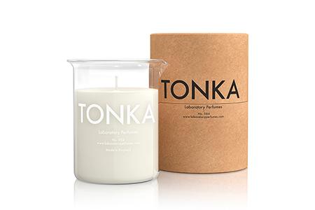 英倫中性香氛蠟燭-NO.04 Tonka 英倫情緣/NO.04 Tonka