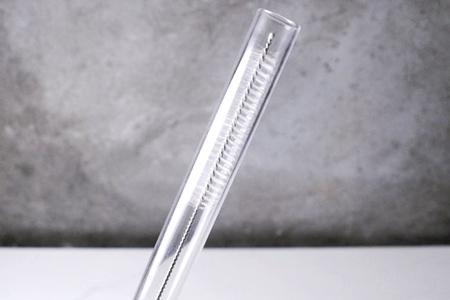 環保玻璃吸管組(粗、細各1入附清潔刷)
