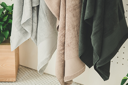 ORIM Mayu 歐規奢華頂級大毛巾毯/純淨白