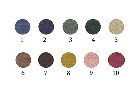 宮崎今治 有機棉抗UV 圍巾/披巾(10色可任選)/色號:4
