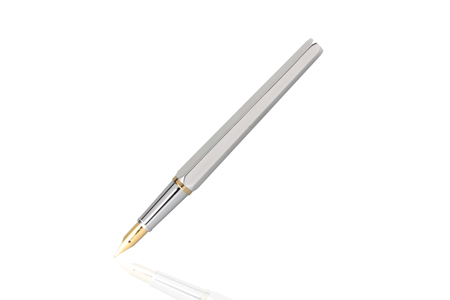 SKB星紀元鋼筆(2色可任選)【RS-702】/鋁原色