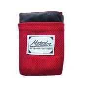 經典口袋毯(紅/綠兩色任選) MATADOR鬥牛士