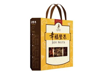 【alive端午精選】洛神雙醬X幸福堅果 端午超值禮盒組
