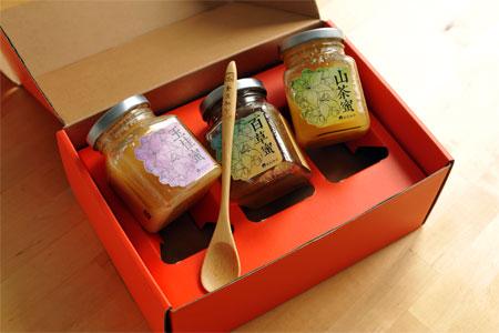 蜂蜜禮盒 蓮華池熟成森林蜜